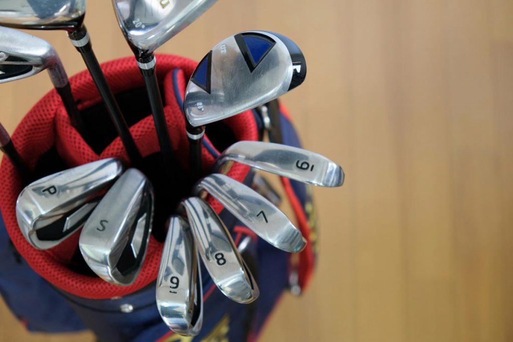 【ゴルフ初心者必見】クラブを知ろう!初心者ゴルファーが知っておきたいクラブの名前と性能