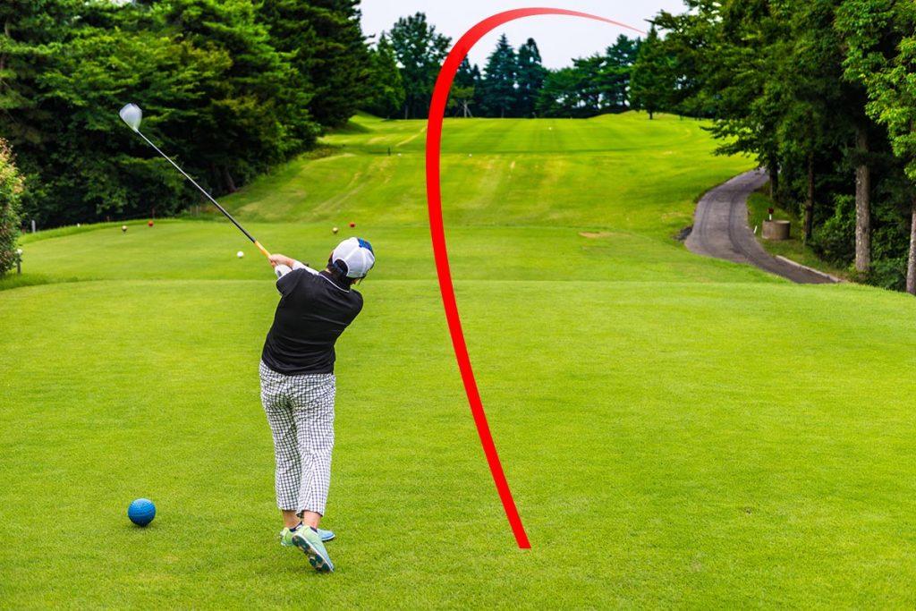 ゴルフ初心者はこれで改善!スライスの原因はたった2つ