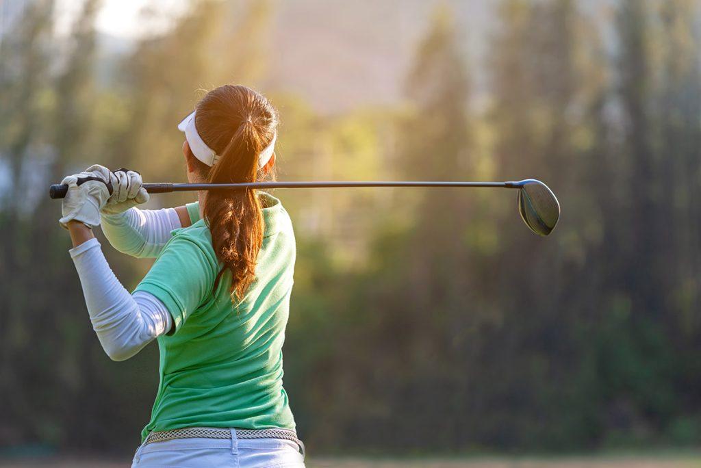 【ゴルフ初心者必見】精度が上がる!練習場でできるドライバー練習!