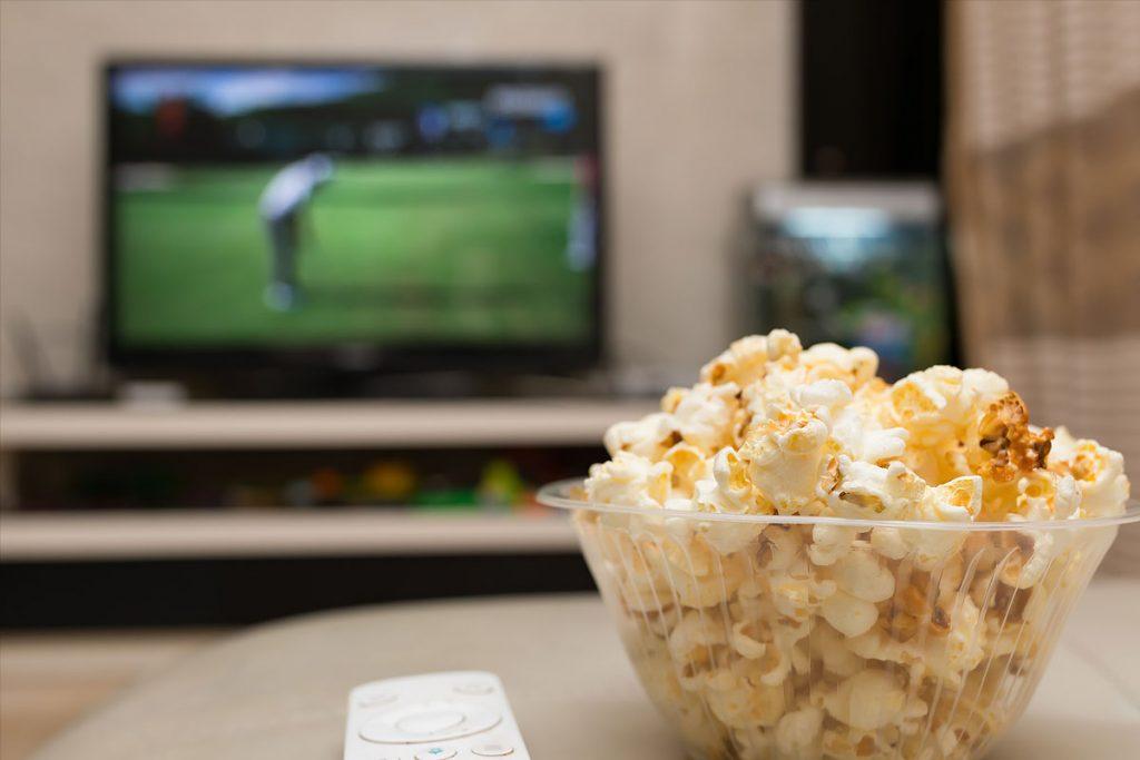 ゴルフ観戦はやはり大画面!4K画質を楽しめる【大型テレビおすすめ8選】40インチ~65インチ編