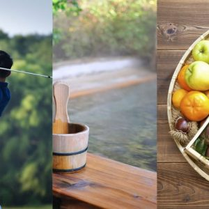 秋の味覚、温泉が楽しめるおすすめ宿10選!ゴルフで疲れた身体を癒す旅館・ホテルを有名温泉地別に紹介!